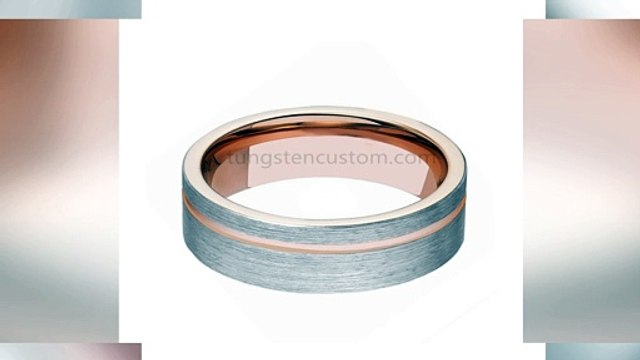 The best womens tungsten rings online