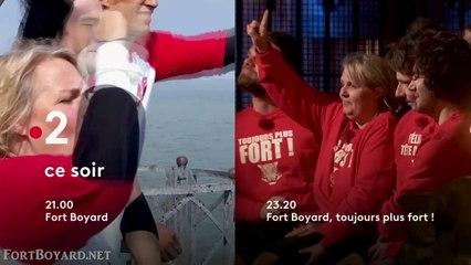 Fort Boyard 2019 : bande-annonce des programmes de la soirée du 20 juillet 2019 de France 2