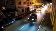 Les supporteurs célèbrent le sacre de l'Algérie dans les rues de Sarrebourg