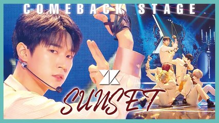 [Comeback Stage] KNK - SUNSET, 크나큰 - SUNSET Show Music core 20190720