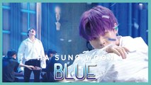 [HOT] HA SUNG WOON - BLUE, 하성운 - BLUE  Show Music core 20190720