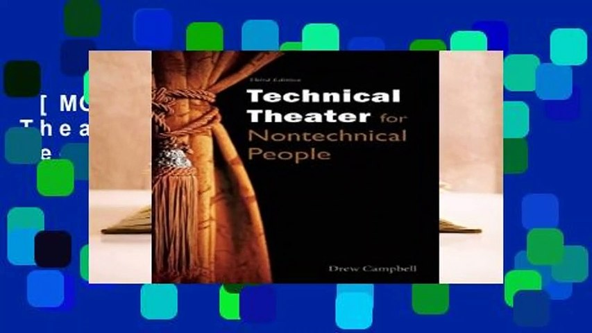 [MOST WISHED]  Technical Theater for Nontechnical People