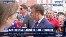 """Emmanuel Macron sur François de Rugy: """"La clarté sera faite dans les prochains jours"""""""