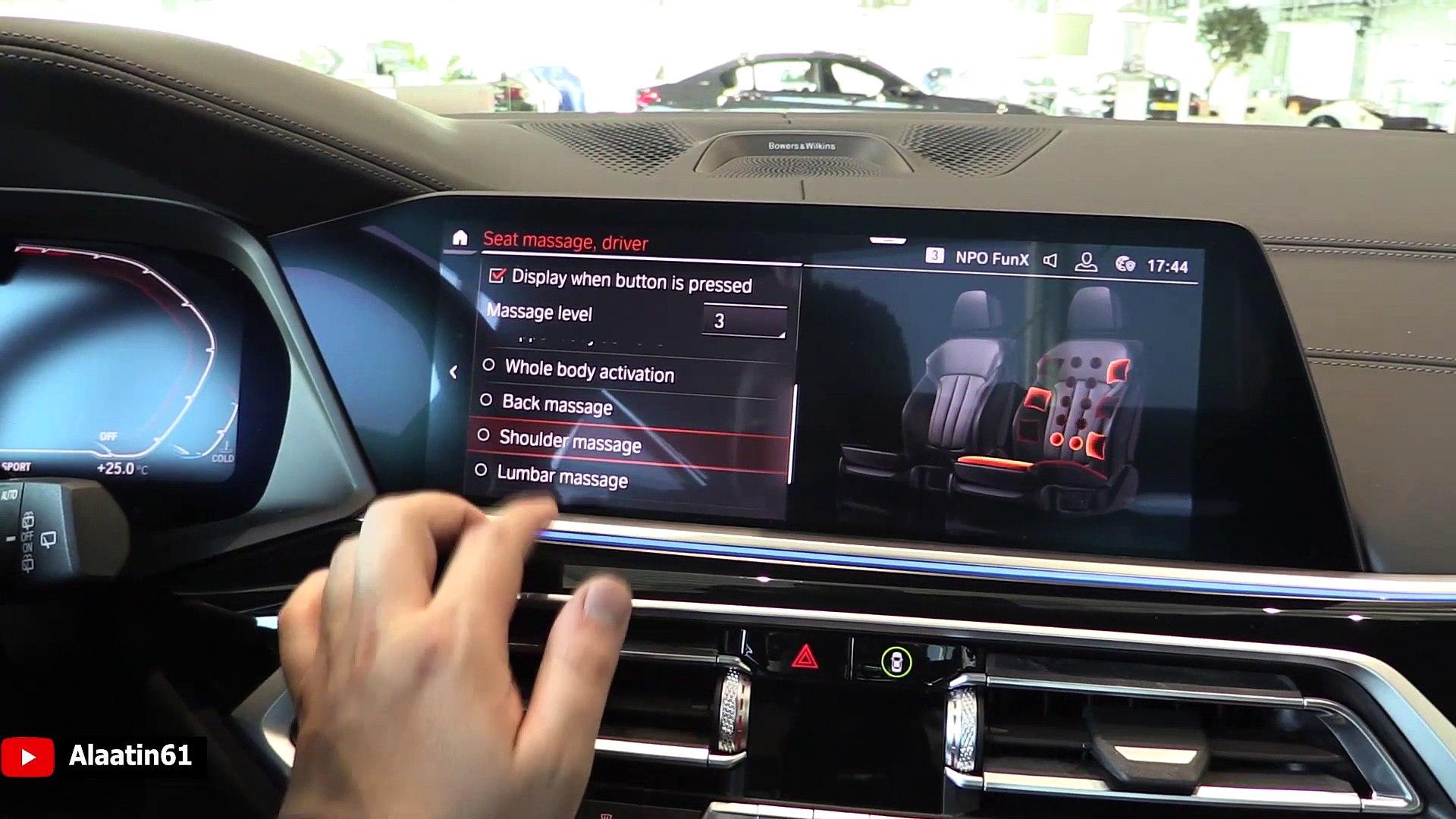 2019 2020 Bmw X7 M Sport Xdrive Interior
