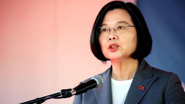Taiwan leader willing to help Hong Kong protesters seeking asylum
