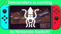 Descenders - Trailer d'annonce Switch
