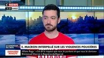 """""""Où est Steve?"""" : Emmanuel Macron interpellé ce midi lors d'un bain de foule Bagnères-de-Bigorre sur cette disparition"""