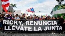 Las fuerzas vivas de Puerto Rico también piden la renuncia del gobenador Roselló