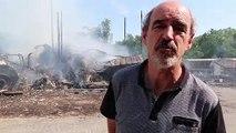 Après l'incendie du lycée agricole Reinach, son directeur réagit