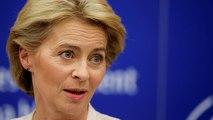 New EU chief von der Leyen 'will allow Brussels and Washington to reset relationship'