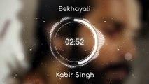 Main Bhi Tera Video Song | Kabir Singh | Shahid Kapoor