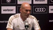 """Real Madrid - Zidane : """"Bale n'est pas un problème"""""""