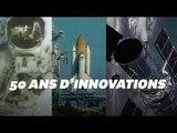 Ces 10 grandes découvertes spatiales depuis le premier homme sur la lune