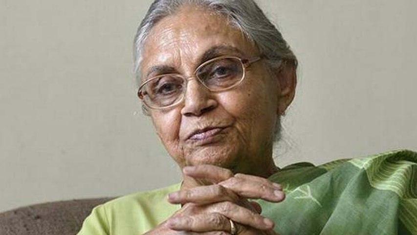 Sheila Dikshit | Sheila Dikshit Death | Sheila Dikshit Biography | वनइंडिया हिंदी