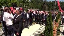 MHP Genel Başkanı Bahçeli park açtı
