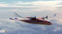Airbus Unveils Bird-Plane Hybrid Concept