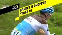 Bardet lâché / Bardet is dropped - Étape 14 / Stage 14 - Tour de France 2019
