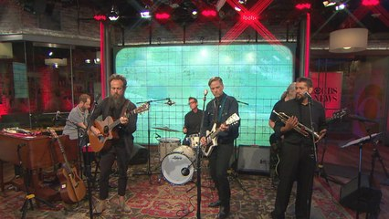 "Saturday Sessions: Iron & Wine and Calexico perform ""Father Mountain"""