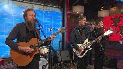 "Saturday Sessions: Iron & Wine and Calexico perform ""He Lays in the Reins"""