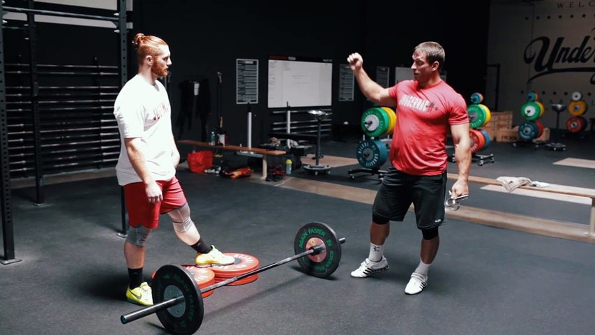 Klokov Training Methods - Trouble Shooting Technique Errors in the Snatch