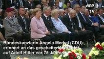 Merkel würdigt Widerstandskämpfer um Stauffenberg