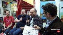 """Trait pour trait S02E37 : """"Le travail m'a tué"""" chez Futuropolis avec le dessinateur Grégory Mardon"""