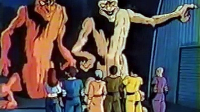 Inhumanoids S01E13 Auger... For President