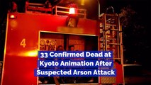 The Tragedy At Kyoto Animation