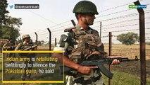 Pakistan troops violate ceasefire in J&K's Poonch district