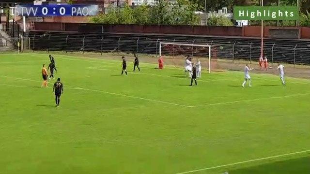 0-1 Diego Biseswar Goal -  STVV 0-1 PAOK 20.07.2019