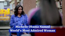 Michelle Obama Is One Of The Most Popular Women Ever