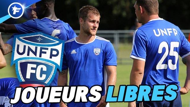 Sans club et plus motivés que jamais, ils veulent rebondir grâce à l'UNFP FC