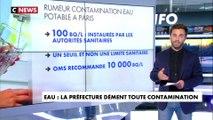 La préfecture dément une contamination de l'eau potable au tritium