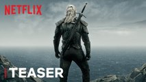 The Witcher - Teaser officiel Netflix (VOST)