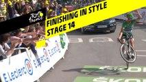 Finir en beauté / Finishing in style - Étape 14 / Stage 14 - Tour de France 2019