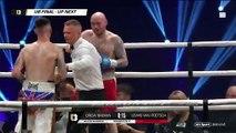 Drew Brown vs Lewis van Poetsch (19-07-2019) Full Fight