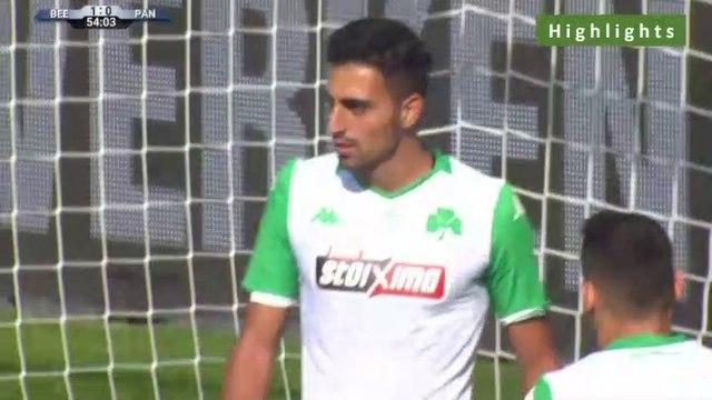 1-1 Nikos Vergos Goal - Beerschot VA 1 - 1 Panathinaikos - 20.07.2019