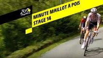 La minute Maillot à pois Leclerc - Étape 14 - Tour de France 2019