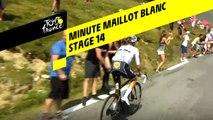 La minute Maillot Blanc Krys - Étape 14 - Tour de France 2019