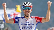 Thibaut Pinot vainqueur au Tourmalet : « Je ne pouvais pas rêver mieux  »
