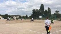 Le club de motoball d'Houlgate affronte celui de Neuville (Vienne)