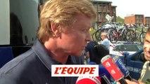 Mauduit «On oublie pas ce que l'on a pris dans la gueule» - Cyclisme - Tour de France