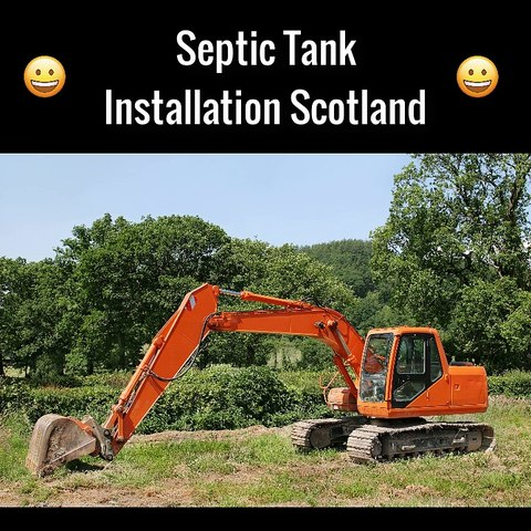 Septic Tank Installation Scotland