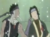 AMV naruto sasuke vs haku et kakashi vs zabuza