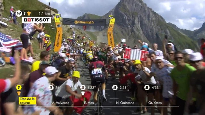 Pinot conquers iconic Tourmalet as Thomas loses more time
