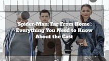 'Spider-Man: Far From Home': Everything You Need to Know About the Cast