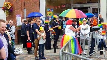 1st Congleton Pride 2019, Ginger Boy