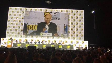 Sir Patrick Stewart Gets Emotional Talking 'Star Trek'