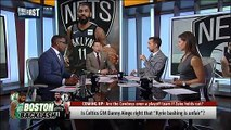 Kyrie Irving doesn't deserve all the blame for Celtics season — Broussard _ NBA _ FIRST THINGS FIRST