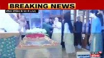 पीएम नरेंद्र मोदी ने शीला दीक्षित को श्रद्धांजलि अर्पित की